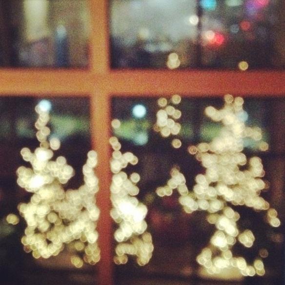 Willamette lights by Jordan Chesbrough